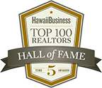 Hall of Fame top Realtor