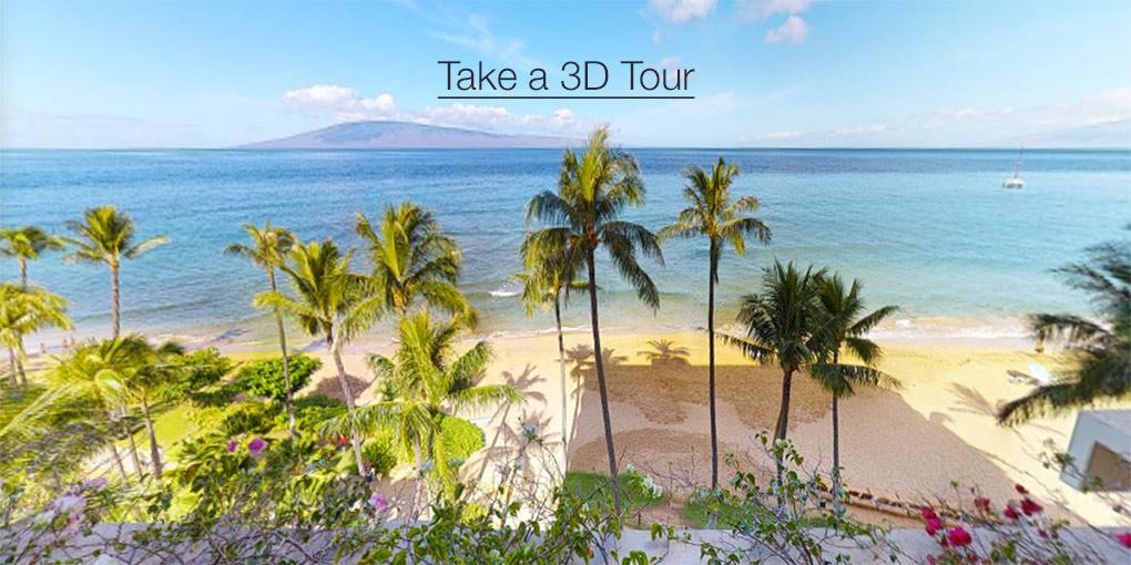 3D Tour Kaanapali Alii 3-706