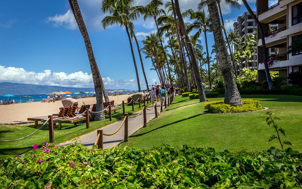 Kaanapali Alii Maui Hawaii
