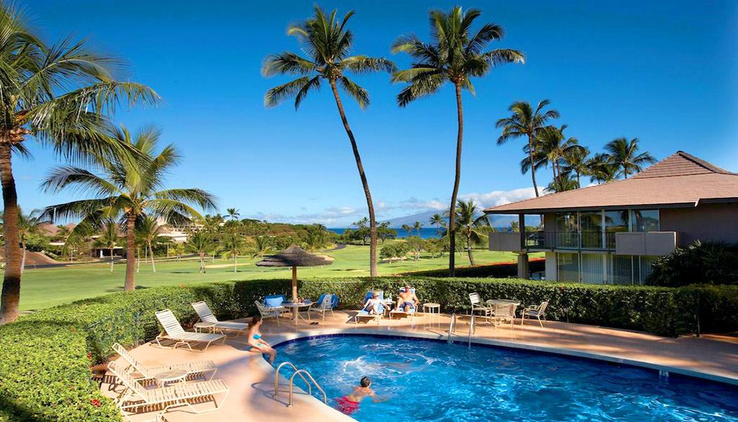 Outrigger Maui Eldorado Kaanapali Hawaii